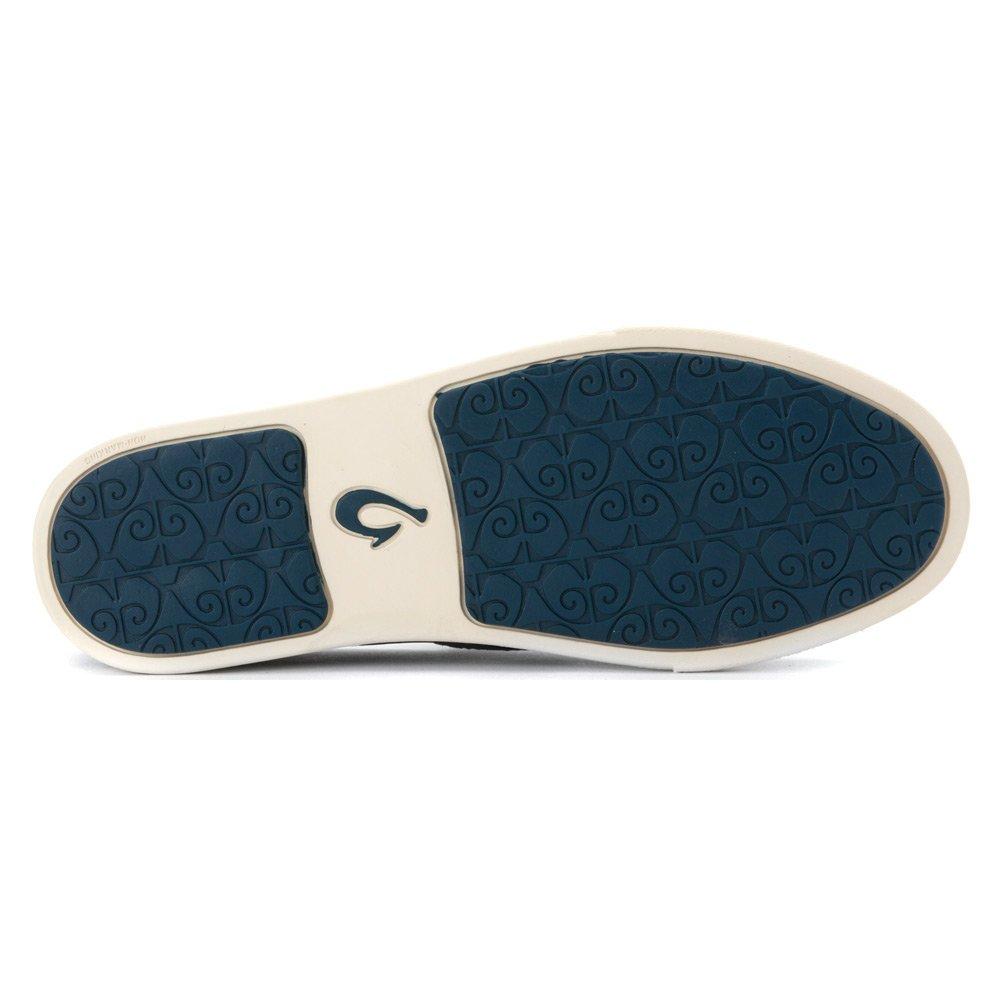 OluKai Woman Sneaker Pehuea Leder Oceans/Oceans Clay Oceans/Oceans Leder 10010a