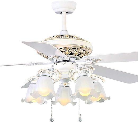 Iluminación de interior Retro, luces LED blancas, lámpara de techo ...