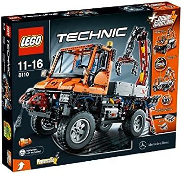 8110 lego technic unimog u400