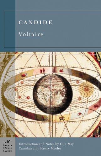 Candide (Barnes & Noble Classics Series)