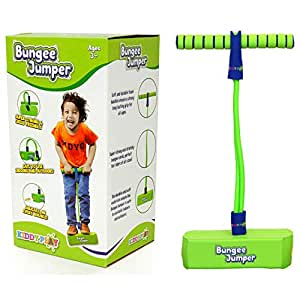 KiddyPlay Bungee Jumper - Childrens Fun & Safe Soft Pogo Stick ...
