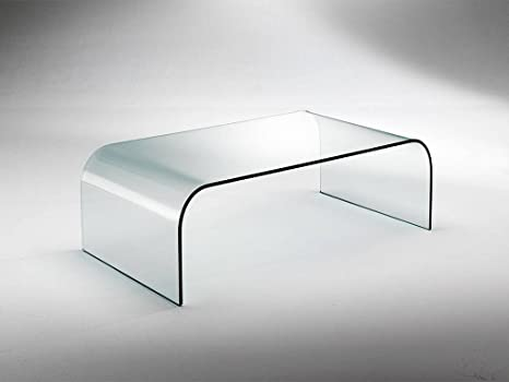 Tavoli Da Salotto In Cristallo.Infabbrica Tavolino Da Salotto In Vetro Curvato Gallery 110 129