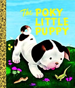 Poky Little Puppy Golden Book ebook product image