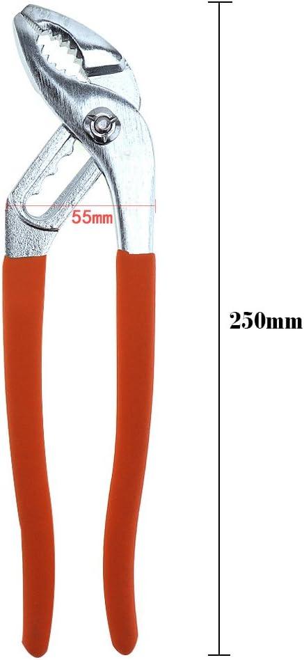 """10/"""" 250MM Multi Grip WATER PUMP PLIERS FOAM GRIPS Hndle"""