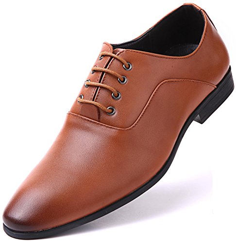 - Dress Style Margin Oxfords, Tan - Oxford, 11 D(M) US