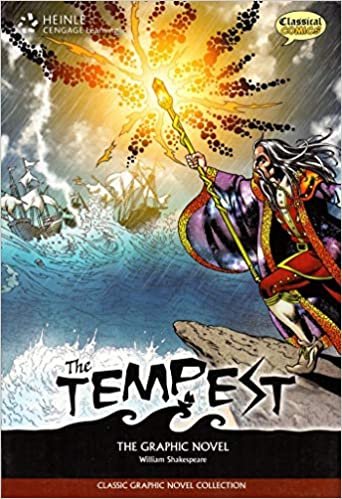 The Tempest: Classic Graphic Novel Collection (Classic Graphic Novels) 1st Edition