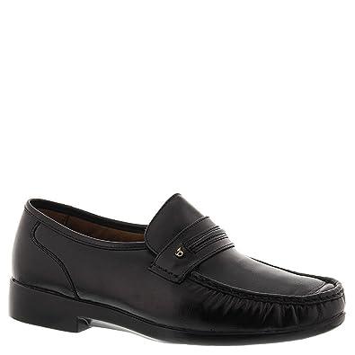 French Shriner Men's Dayton Slip-On 8 E US Black