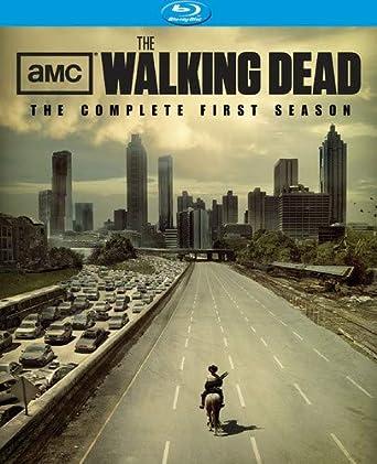 Amazon com: The Walking Dead: Season 1 [Blu-ray]: Andrew Lincoln