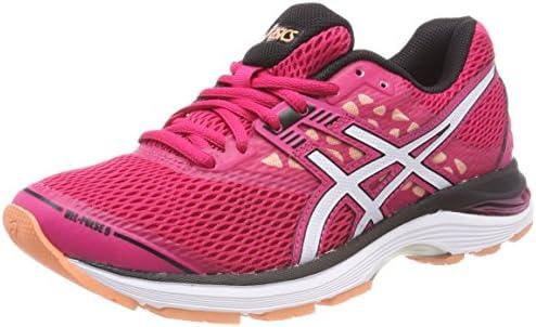 Asics Gel Pulse 9, hardloopschoenen voor dames, roze (Bright