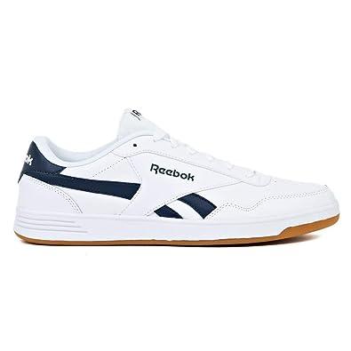 Reebok Royal Techque T, Zapatillas de Deporte para Hombre, (White/Collegiate Navy