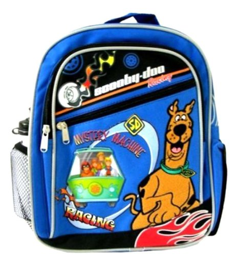 Price comparison product image Warner Brothers Scooby Doo Mystery Machine School Backpack