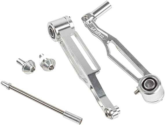 1 Pair Bike BMX Brakes Folding Short//Long Arm Ultralight Aluminum alloy V Brakes