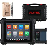 Autel MaxiSys MS919 Automotive Diagnostic Tool with MV108 Inspection Camera, 2021 New Intelligent Diagnostics, 5-in-1 VCMI, TSB, Repair Assist/Tips, Module Topology, Bi-Directional Control (US ONLY)