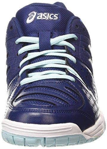 Asics Women's Gel-Dedicate 4 Tennis Shoes Blue (Indigo Blue/White/Crystal Blue 5001) ZySmprHmX