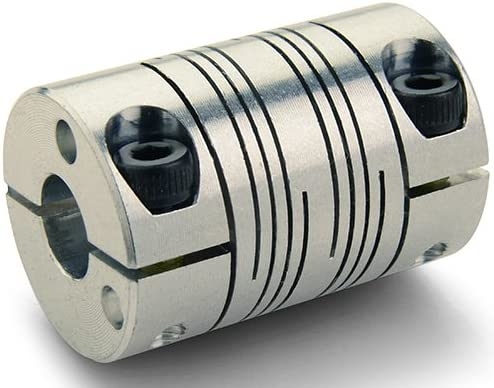 Clamp Type 11mm Bore X 8mm Bore Ruland Manufacturing Co Inc FCMR25-11-8-A FCMR25-11-8-A Beam Coupling
