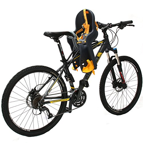 Bicycle-Kids-Child-Front-Baby-Seat-bike-Carrier-USA-Standard-with-Handrail