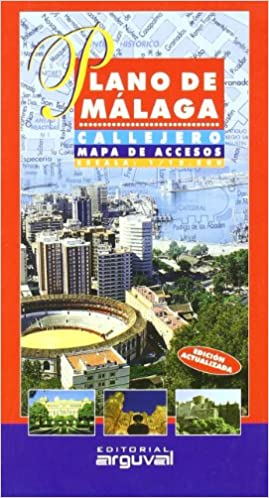 Plano de Málaga (PLANOS Y GUÍAS CALLEJEROS)
