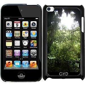 Funda para Ipod Touch 4 - Cuevas Waitomo, Nueva Zelanda 2 by Cadellin