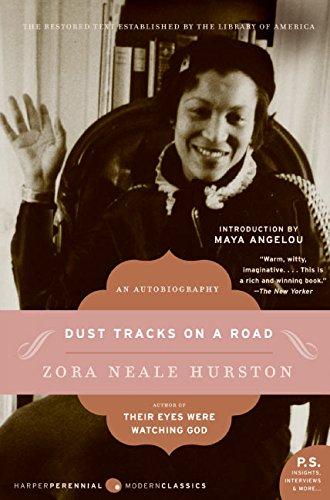 Dust Tracks On A Road  An Autobiography  P S