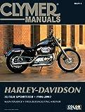 Harley-Davidson XL/XLH Sportster 1986-2003 (CLYMER...