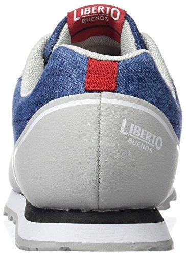Marino Lib04cl Baskets Homme 009 LIBERTO Bleu xwBAvI1S1q