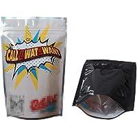 Mr.Ma Rich Mylar Bolsas comestibles de embalaje resellable bolsas de almacenamiento de olor bolsas resellables con…