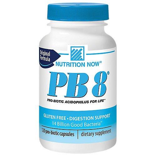 Nutrition Now PB 8 Probiotic Acidophilus 14 Billion Capsules (120 Capsule) by Nutrition Now (Image #1)