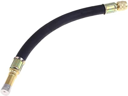 Extensi/ón Universal de V/álvula de neum/ático de Goma Flexible 190 mm starnearby