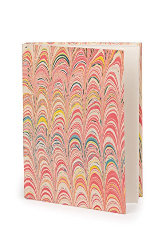 Price comparison product image Blank Journal With Handmade Cover 'Happy Thoughts Journal'