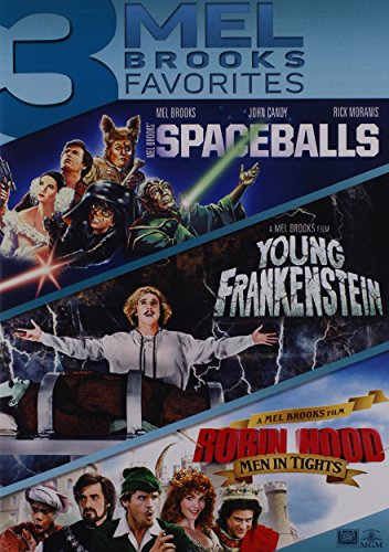 Spaceballs Young Frankenstein Triple Feature