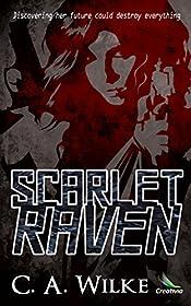 Scarlet Raven (Scarlet Angel Book 2)