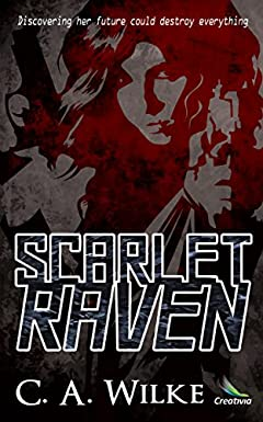 Scarlet Raven (Scarlet Angel Book 2)
