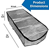 Anacoco Attic Stairs Insulation Cover 25 X 54 X 11