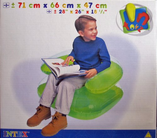 Inflatable Kid's Chair