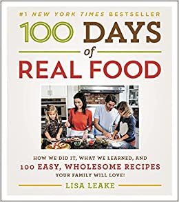 Image result for 100 days of real food