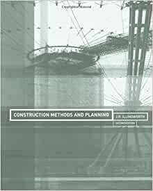 construction methods and planning illingworth pdf