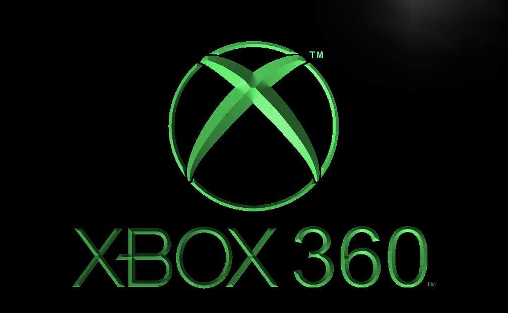 Amazon Xbox 360 Game Store Led Light Sign Home Kitchen