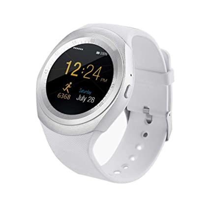 Amazon.com: Smartwatch Teléfono Pantalla Táctil Smart Watch ...
