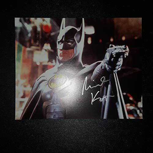 Michael Keaton - Autographed Signed 8x10 inch Photograph - BATMAN