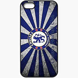 Personalized iPhone 5 5S Cell phone Case/Cover Skin 2013 imaginative chelsea Black