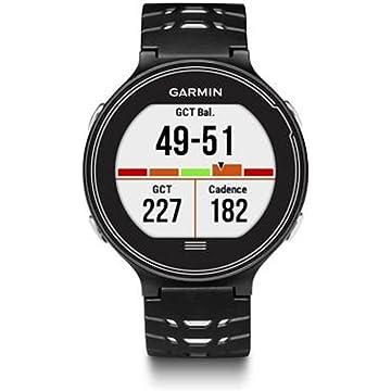 Garmin Forerunner 630 Fitness GPS Touchscreen Smart Watch - Black/White