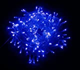 Proxima Direct 100/200/300/400/500 LED String Fairy Lights for Christmas Tree Party Wedding Events Garden (8 Lighting Modes, Memory Function) - Top Quality