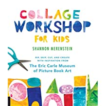 Collage Workshop for Kids:Rip, snip, cut, and create with inspiration from The Eric Carle Museum