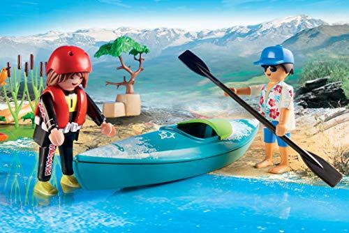 Playmobil 70035 Aventura en Canoa 3