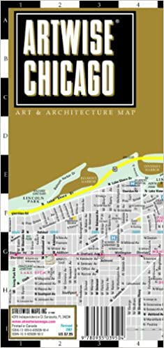 >BEST> Artwise Chicago Museum Map - Laminated Museum Map Of Chicago, Illinois. Beverage titulo renewal espanol negocios Maria