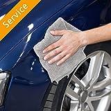 Car Detailing - SUV - Basic Wash + Wax - Basic Interior Cleaning