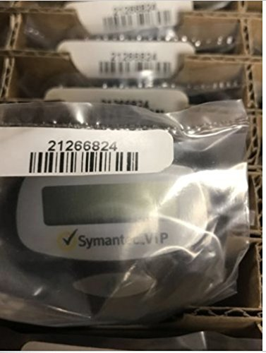Symantec Vip Security Token Single 1 Pack
