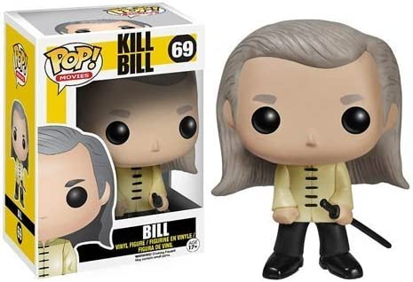 Kill Bill Bill Pop! Vinyl Figure by Funko: Amazon.es: Juguetes y ...