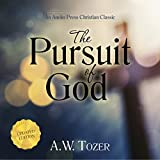 Bargain Audio Book - The Pursuit of God