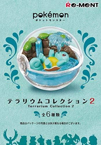 POKEMON Re-ment Miniature Starrium Collection Set of 6 Pikachu Japan